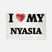 I love my Nyasia Magnets