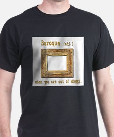 3-baroque copy T-Shirt