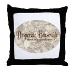 Desperate Housewife GARDENER Throw Pillow