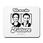 Clinton / Obama 2008 Mousepad