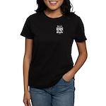 Clinton / Obama 2008 Women's Dark T-Shirt