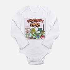 Lovecraft Babies Body Suit