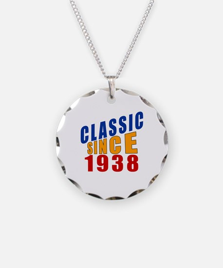 Classic Since 1938 Necklace