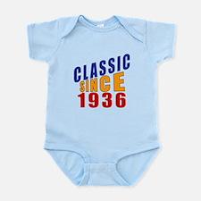 Classic Since 1936 Infant Bodysuit