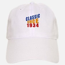 Classic Since 1934 Baseball Baseball Cap