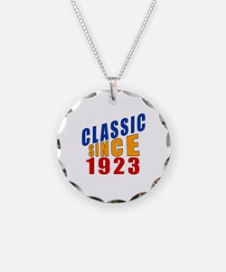 Classic Since 1923 Necklace