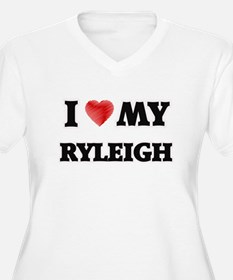 I love my Ryleigh Plus Size T-Shirt