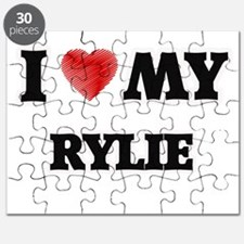 I love my Rylie Puzzle