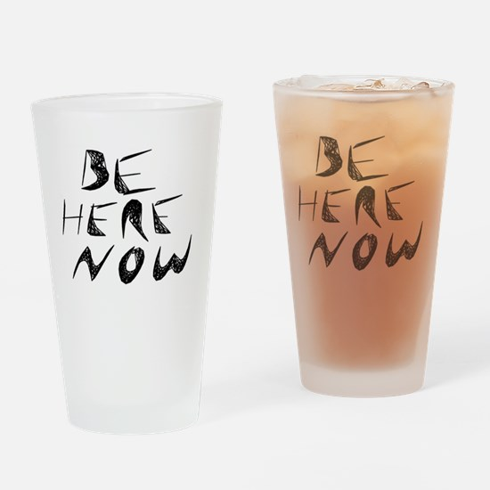Cool Now Drinking Glass
