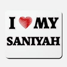 I love my Saniyah Mousepad