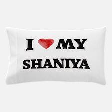 I love my Shaniya Pillow Case