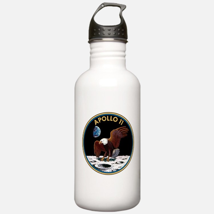 NASA Apollo 11 Insignia Water Bottle