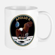 NASA Apollo 11 Insignia Mugs