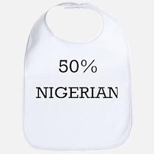 50% Nigerian Bib