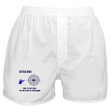 Tactical Medic Shirts and Gif Boxer Shorts