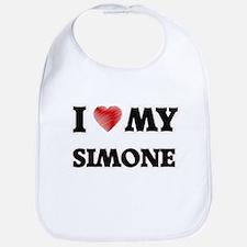 I love my Simone Bib