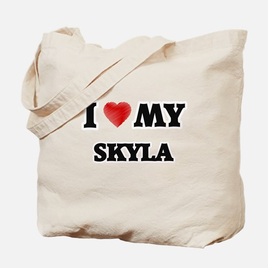 I love my Skyla Tote Bag