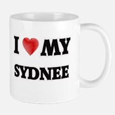 I love my Sydnee Mugs