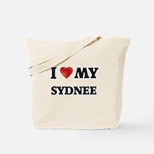 I love my Sydnee Tote Bag