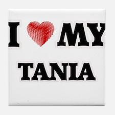 I love my Tania Tile Coaster
