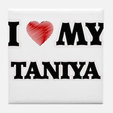 I love my Taniya Tile Coaster