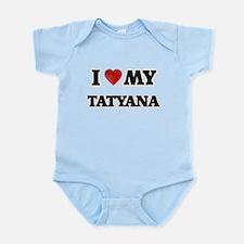 I love my Tatyana Body Suit