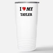 I love my Tayler Stainless Steel Travel Mug
