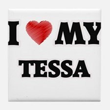I love my Tessa Tile Coaster