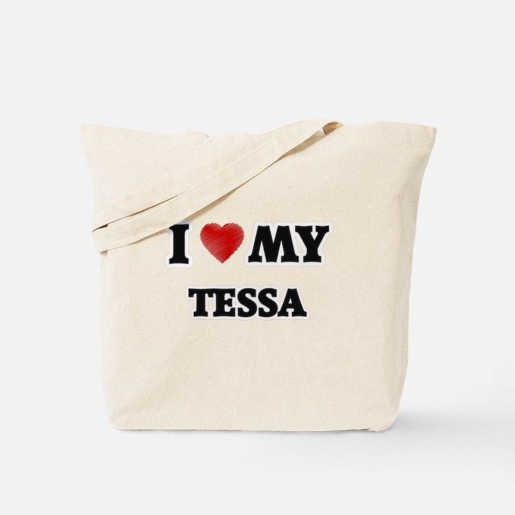 I love my Tessa Tote Bag