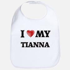 I love my Tianna Bib