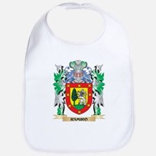 Ramiro Coat of Arms - Family Crest Bib
