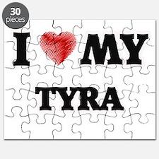 I love my Tyra Puzzle