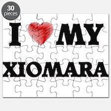 I love my Xiomara Puzzle