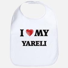 I love my Yareli Bib