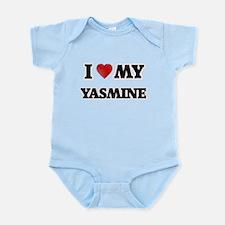 I love my Yasmine Body Suit