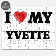 I love my Yvette Puzzle
