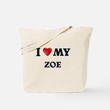 I love my Zoe Tote Bag
