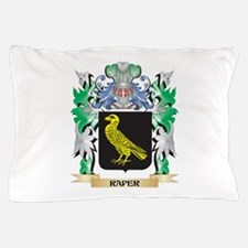 Raper Coat of Arms - Family Crest Pillow Case