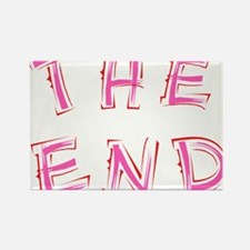 The End Pink Magnets