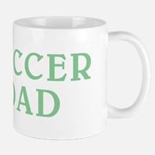 SOCCER DAD Mugs
