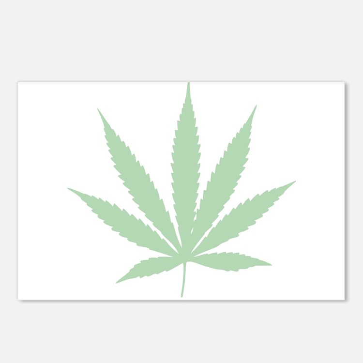 Weed Postcards (Package of 8)