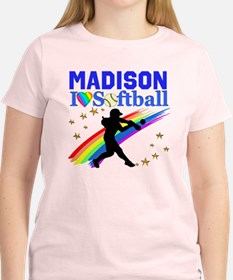 PERSONALIZE SOFTBALL T-Shirt