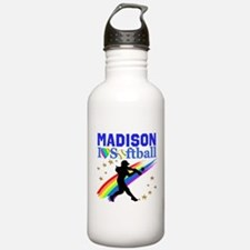 PERSONALIZE SOFTBALL Water Bottle