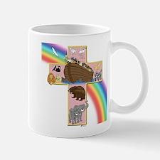 Pink Noah's Cross Mug