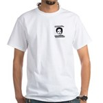 One day a woman will be president White T-Shirt