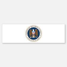 NSA - NATIONAL SECURITY AGENCY Bumper Bumper Bumper Sticker