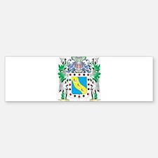 Reed Coat of Arms - Family Crest Bumper Bumper Bumper Sticker