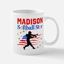 PERSONALIZE SOFTBALL Mug