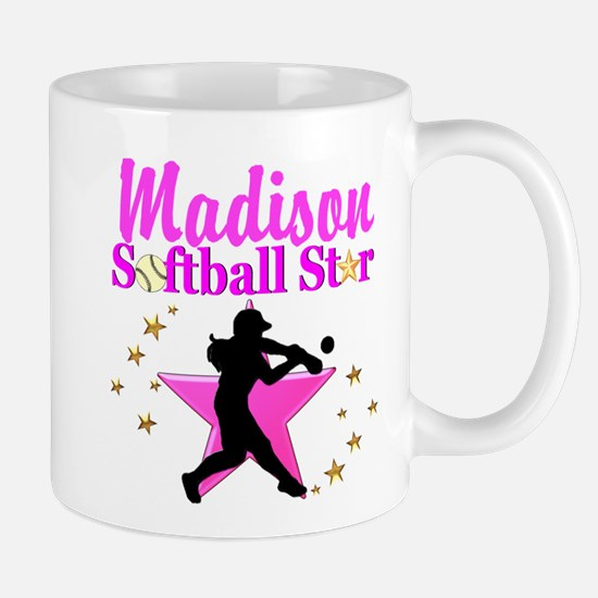 PERSONALIZE SOFTBALL Mug