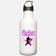 PERSONALIZE SOFTBALL Water Bottle